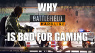 Battlefield Hardline is Bad for Gaming