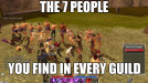 The 7 People You Find In Every Guild