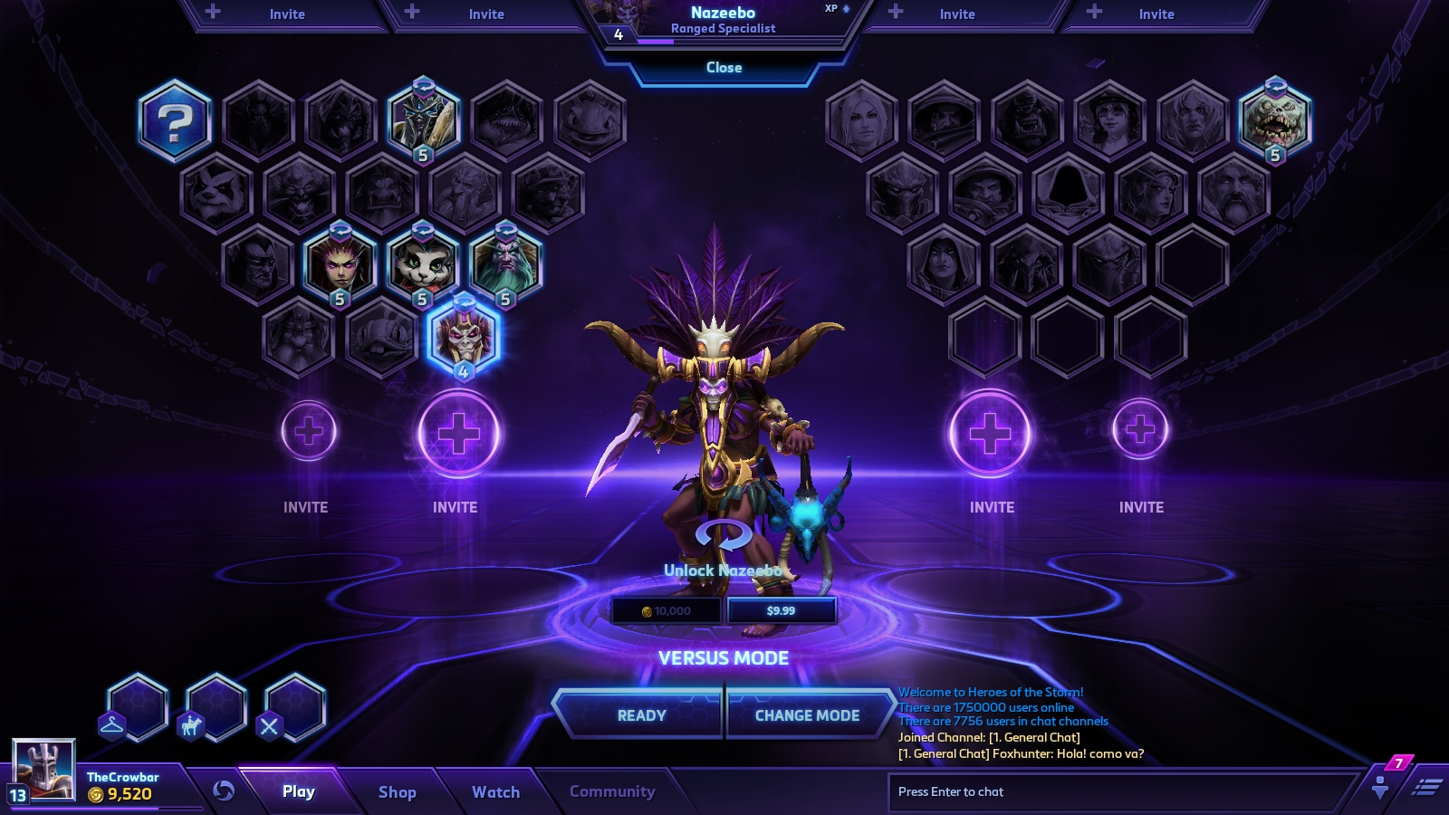 The Gameplay Is What I Commend Most About HoTS There No Item Shop You Get Talents To Customize Your Hero At Certain Level Landmarks Every Three