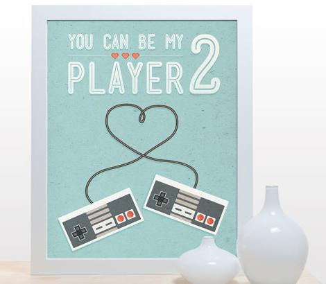 Player 2 Poster