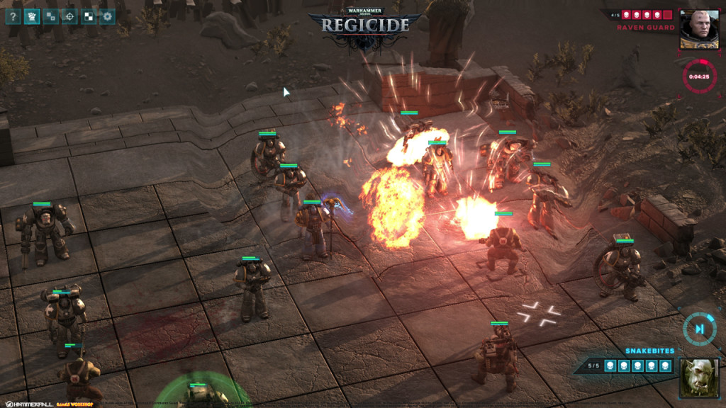 Regicide screen 1
