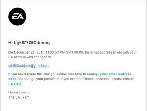 For reference, EA Origin helped me recover a hacked account in about 3 hours (and stop the hack immediately).